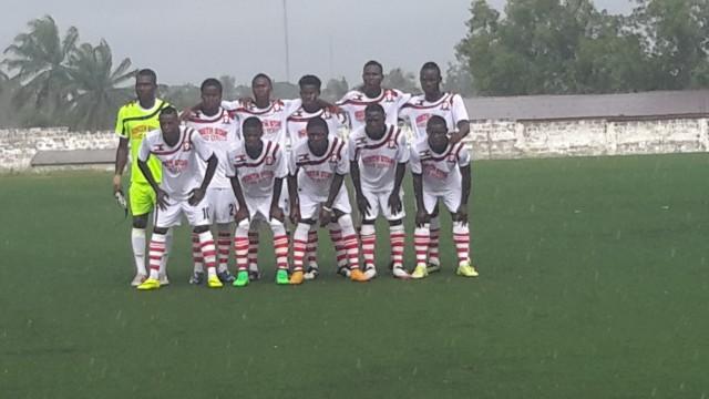 Nimba United fc Jubilee FC match Kakata